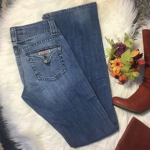 Hudson flare/bootcut Jeans
